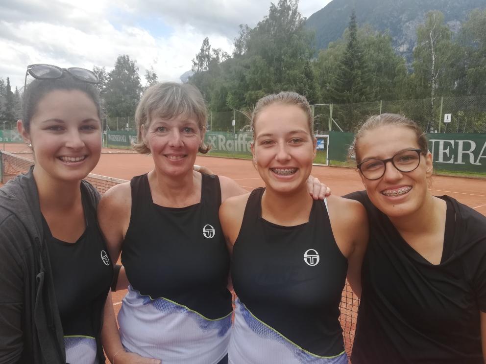 Tennisklamotten Damen